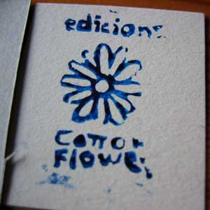 Edicions Cotton Flower's logo